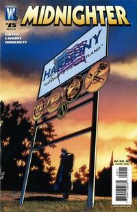 Cover Thumbnail for Midnighter (DC, 2007 series) #15