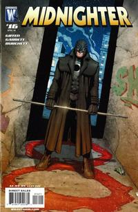 Cover Thumbnail for Midnighter (DC, 2007 series) #16