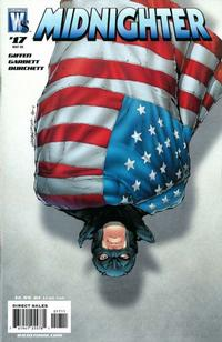 Cover Thumbnail for Midnighter (DC, 2007 series) #17