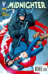 Cover Thumbnail for Midnighter (DC, 2007 series) #18