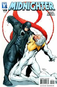 Cover Thumbnail for Midnighter (DC, 2007 series) #19