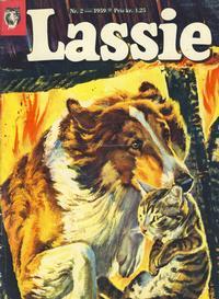 Cover Thumbnail for Lassie (Serieforlaget / Se-Bladene / Stabenfeldt, 1959 series) #2/1959