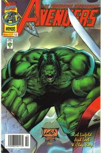 Cover Thumbnail for The Avengers (Grupo Editorial Vid, 1998 series) #10