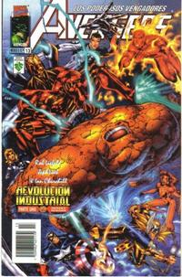 Cover Thumbnail for The Avengers (Grupo Editorial Vid, 1998 series) #13