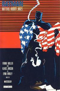 Cover Thumbnail for Batman: Nattens ridder (Semic, 1987 series) #3 - Nattens Ridder jages