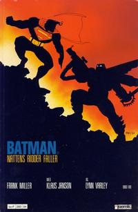 Cover Thumbnail for Batman: Nattens ridder (Semic, 1987 series) #4 - Nattens Ridder faller