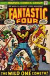 Cover for Fantastic Four (Marvel, 1961 series) #136 [British]