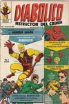 Cover for Diabolico (Novedades, 1981 series) #1