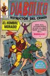 Cover for Diabolico (Novedades, 1981 series) #4