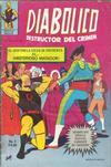 Cover for Diabolico (Novedades, 1981 series) #5