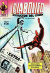 Cover for Diabolico (Novedades, 1981 series) #8