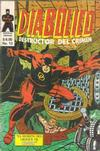 Cover for Diabolico (Novedades, 1981 series) #13