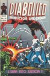 Cover for Diabolico (Novedades, 1981 series) #14