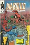 Cover for Diabolico (Novedades, 1981 series) #16