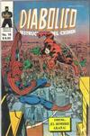 Cover for Diabolico (Novedades, 1981 series) #16