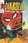 Cover for Diabolico (Novedades, 1981 series) #17