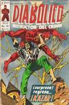 Cover for Diabolico (Novedades, 1981 series) #24