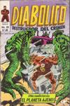 Cover for Diabolico (Novedades, 1981 series) #28