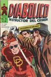 Cover for Diabolico (Novedades, 1981 series) #29