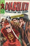 Cover for Diabolico (Novedades, 1981 series) #29