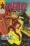 Cover for Diabolico (Novedades, 1981 series) #31