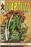 Cover for Diabolico (Novedades, 1981 series) #32