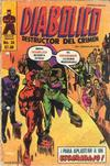 Cover for Diabolico (Novedades, 1981 series) #34