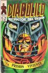 Cover for Diabolico (Novedades, 1981 series) #38