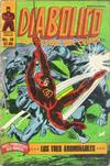 Cover for Diabolico (Novedades, 1981 series) #39