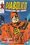 Cover for Diabolico (Novedades, 1981 series) #41