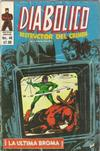 Cover for Diabolico (Novedades, 1981 series) #46