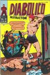 Cover for Diabolico (Novedades, 1981 series) #68