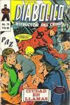 Cover for Diabolico (Novedades, 1981 series) #70
