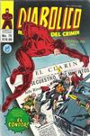 Cover for Diabolico (Novedades, 1981 series) #75