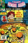 Cover for El Asombroso Hombre Araña Presenta (Novedades, 1988 series) #93