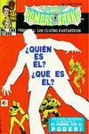 Cover for El Asombroso Hombre Araña Presenta (Novedades, 1988 series) #184