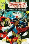 Cover for El Asombroso Hombre Araña Presenta (Novedades, 1988 series) #203