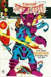 Cover for El Asombroso Hombre Araña Presenta (Novedades, 1988 series) #204