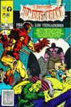 Cover for El Asombroso Hombre Araña Presenta (Novedades, 1988 series) #217