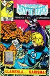 Cover for El Asombroso Hombre Araña Presenta (Novedades, 1988 series) #252