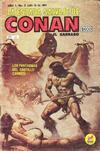 Cover for La Espada Salvaje de Conan el Bárbaro (Novedades, 1988 series) #3