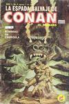 Cover for La Espada Salvaje de Conan el Bárbaro (Novedades, 1988 series) #4