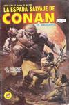 Cover for La Espada Salvaje de Conan el Bárbaro (Novedades, 1988 series) #5