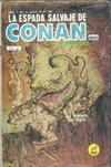 Cover for La Espada Salvaje de Conan el Bárbaro (Novedades, 1988 series) #6