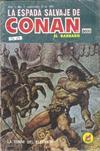 Cover for La Espada Salvaje de Conan el Bárbaro (Novedades, 1988 series) #7