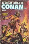 Cover for La Espada Salvaje de Conan el Bárbaro (Novedades, 1988 series) #8