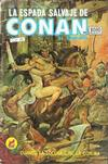 Cover for La Espada Salvaje de Conan el Bárbaro (Novedades, 1988 series) #10