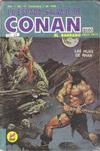 Cover for La Espada Salvaje de Conan el Bárbaro (Novedades, 1988 series) #11