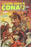 Cover for La Espada Salvaje de Conan el Bárbaro (Novedades, 1988 series) #12