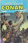 Cover for La Espada Salvaje de Conan (Novedades, 1988 series) #13